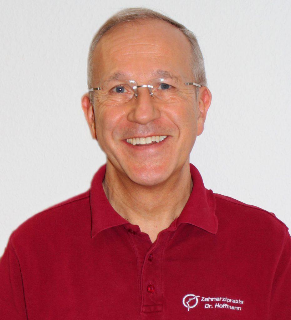 Dr. med. dent. Franz-Rudolf Hoffmann